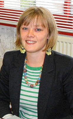Camille Renaud nouvelle secrétaire de mairie