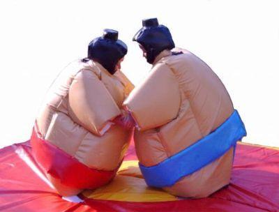 Fêtes patronales. Combat de sumo au programme