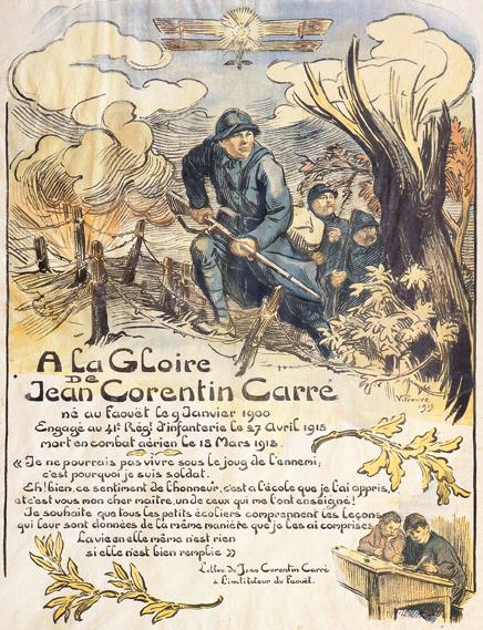 3e prix   La Première Guerre mondiale vue par les peintres de la Bretagne